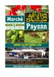Marché paysan – Alternatives Solidaires